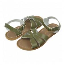 Salt-Water Sandals Olive Was £59.95