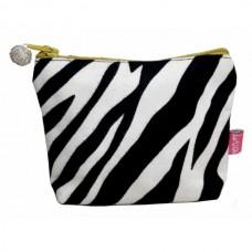 LUA Mini Purse Zebra