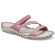 CROCS Womens Swiftwater Sandal Cassis/White Was £29.95