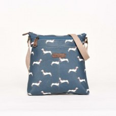 BRAKEBURN SAUSAGE DOG CROSS BODY BAG Was £34.95