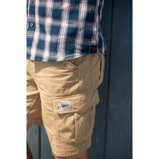 BRAKEBURN Cargo Shorts Sand RRP £45