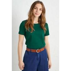 SEASALT Reflection T-Shirt Watson Green