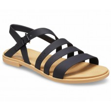 Crocs Tulum Sandal Black RRP £39.95