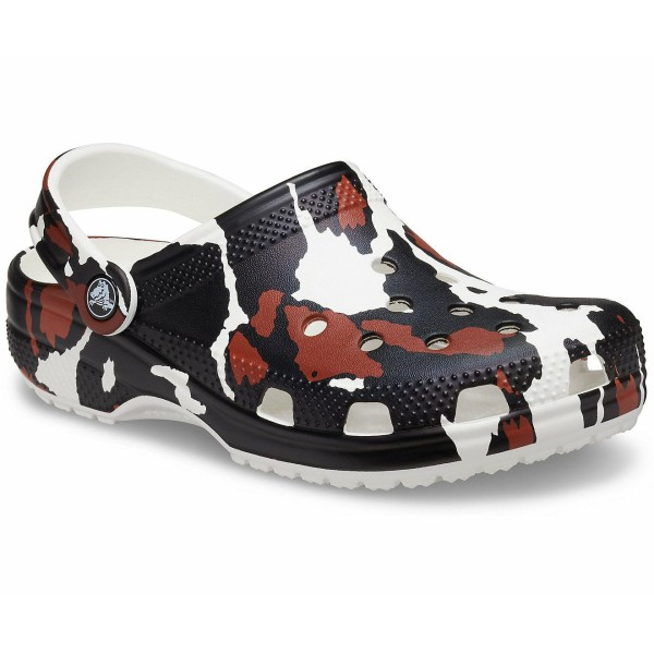 Crocs Adult Classic Animal Print Cow RRP £39.95