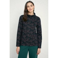 SEASALT Watchful Top Bryans Cyclamen Dark Night  RRP £55