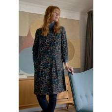 SEASALT High Key Dress 50s Stem Raven  RRP £79.95