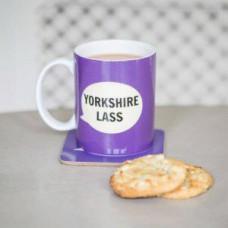 yorkshire lass Mug