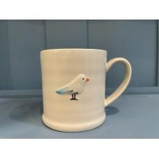 Ceramic Seagull Mug