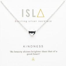 ISLA Kindness Sterling Silver Necklace