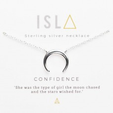 ISLA Confidence Sterling Silver Necklace