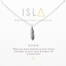 ISLA Soar Sterling Silver Necklace