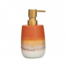 Mojave Glaze Terracotta Soap Dispenser