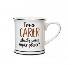 I'm A Carer What's Your Superpower Mug
