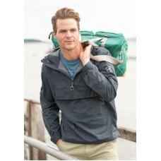 BRAKEBURN Mens Pullover Jacket Navy RRP £74.95