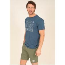 BRAKEBURN Desert Chino Shorts Green RRP £39.95