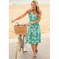BRAKEBURN Lilly Button Front Dress Multi  RRP £44.95