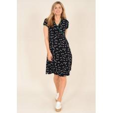 BRAKEBURN Daisy Wrap Dress RRP £44.95