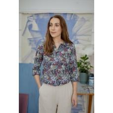 SEASALT Larissa Shirt Painterly Planting Mix RRP £45