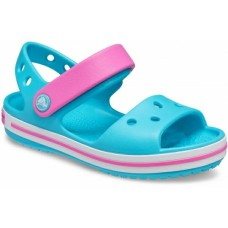 CROCS Kids Crocband Sandal Digital Aqua RRP £24.95