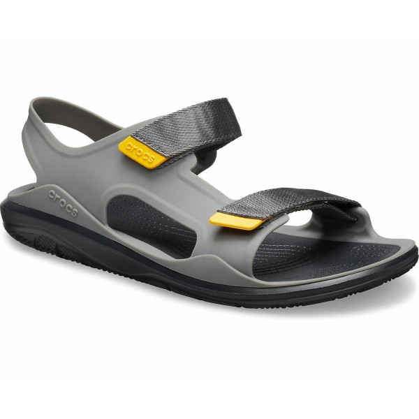 CROCS Swiftwater Expedition Sandal Grey RRP £44.95