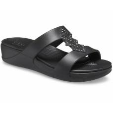 CROCS Monterey Shimmer Black RRP £34.95