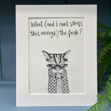 Animal Art Can't stress this enough Colin the Cat