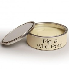 Triple Wick Candle Fig and Wild Pear