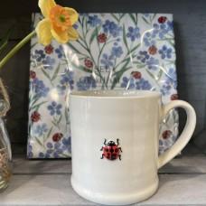 Ceramic Ladybird Mini Mug