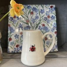 Ceramic Ladybird Mini Jug