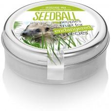 Seedball Tin Hedgehog Mix