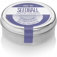 Seedball Tin Shade Mix