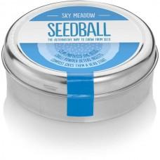 Seedball Tin Sky Meadow