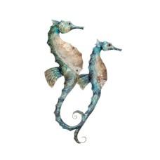 Delicate Seahorses Wall Art