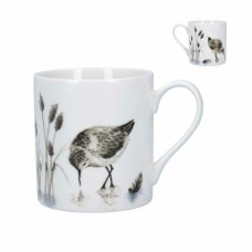 Sandpiper Boxed Bone China Mug