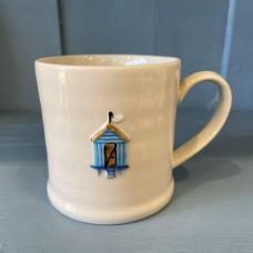 Ceramic Mini Mug Beach Hut