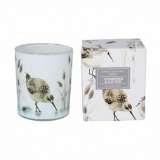 Sandpiper Chamomile and Cotton Candle